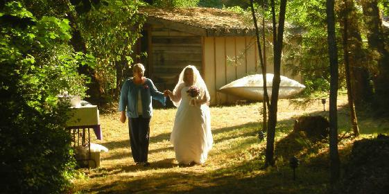 Tipi Village Retreat wedding Willamette Valley