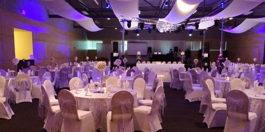 Ambridge Event Center wedding Portland