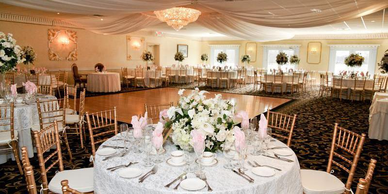 The Chandelier at Flanders Valley Weddings and Banquets wedding North Jersey