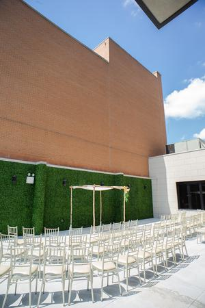 Renaissance Event Hall wedding Brooklyn