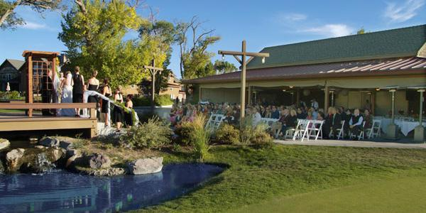 Red Hawk Golf and Resort wedding Reno
