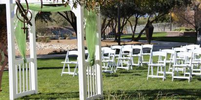 Tucson Jewish Community Center wedding Tucson