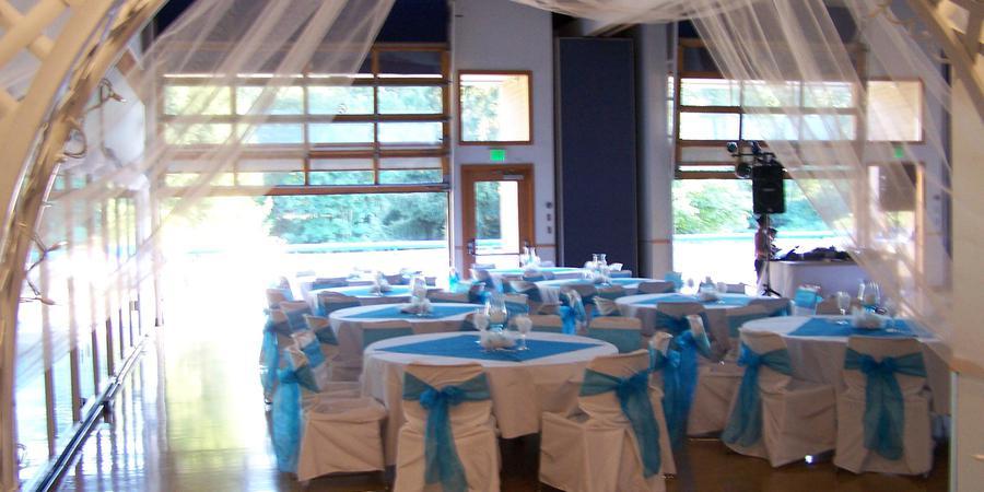 Renton Community Center wedding Tacoma