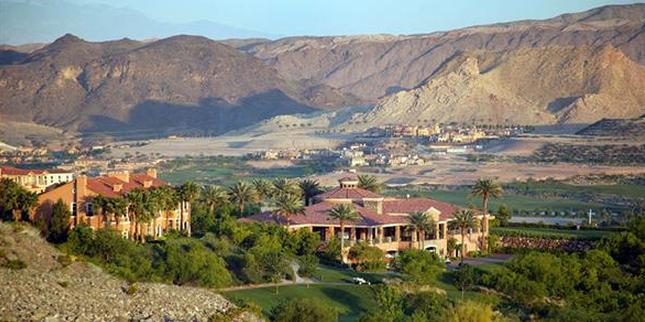SouthShore Golf Club wedding Las Vegas