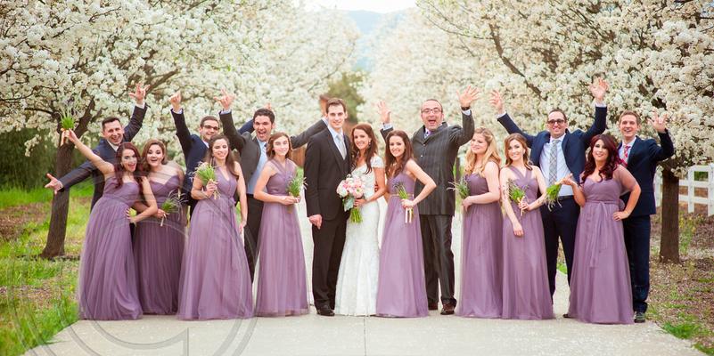 Estate Ranch wedding Napa/Sonoma
