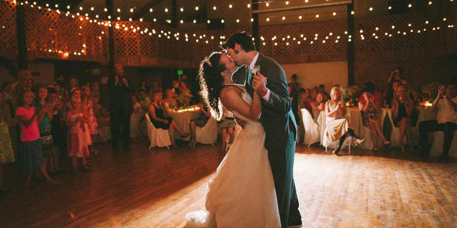 Pacifica: A Garden in the Siskiyous wedding Southern Oregon