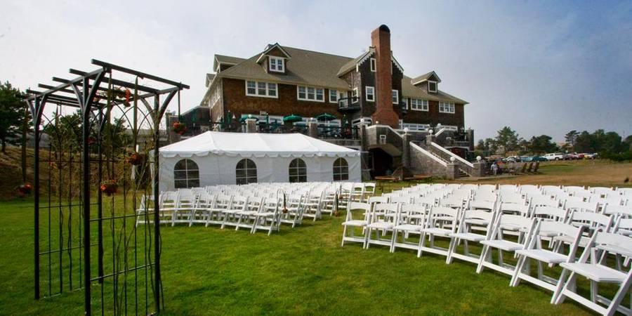 McMenamins Gearhart Hotel wedding Coastal Oregon