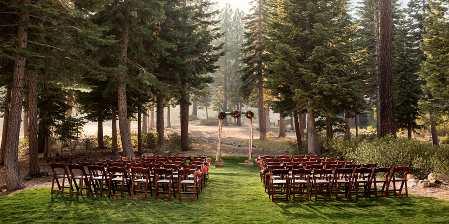 The Ritz-Carlton Lake Tahoe wedding Tahoe
