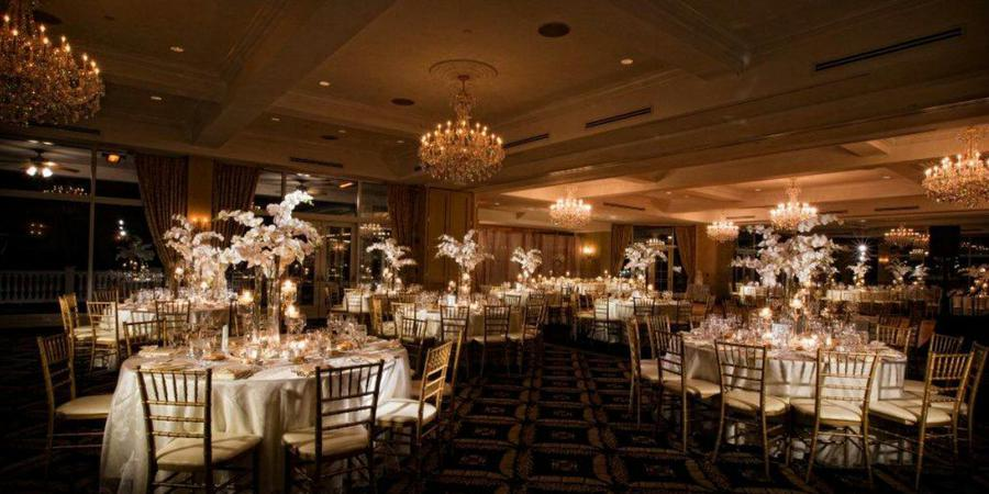 Trump National Golf Club New York wedding Westchester/Hudson Valley