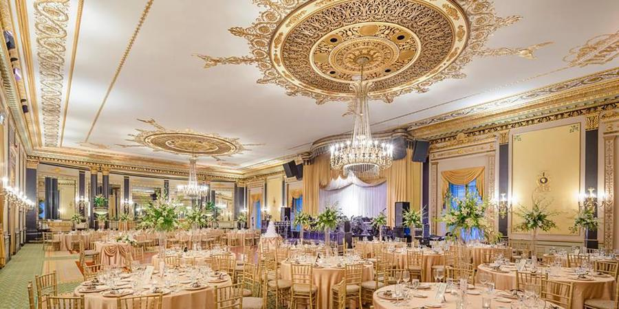 Palmer House Hilton Venue Chicago Get Your Price Estimate