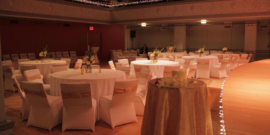 Roulette wedding Brooklyn