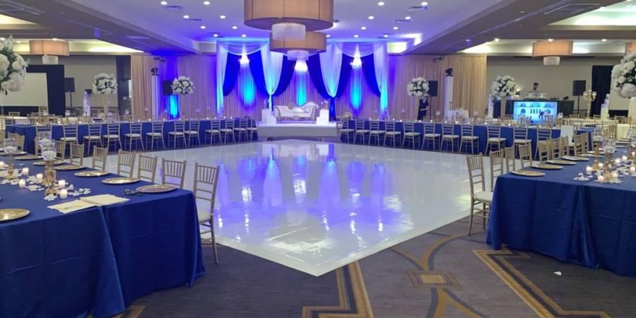 Sheraton Lisle Hotel wedding Chicago