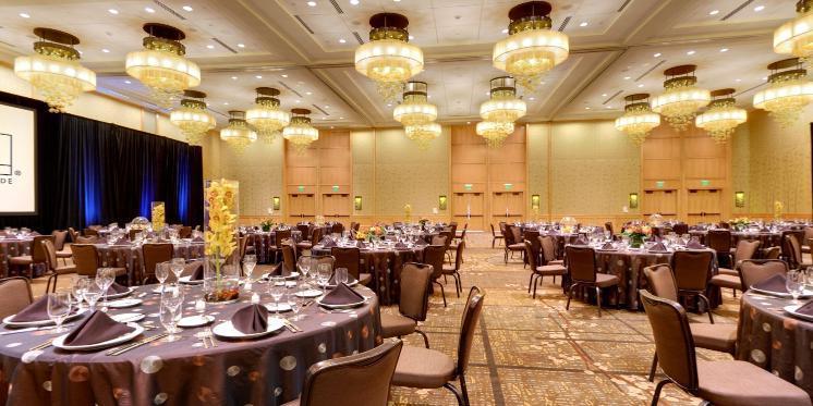 Hyatt Regency Bellevue wedding Seattle