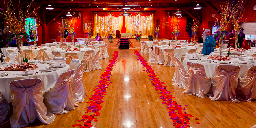 Floral Hall at Forest Park wedding Seattle