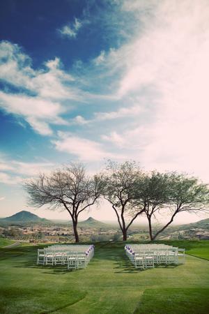 Eagle Mountain Golf Club wedding Phoenix/Scottsdale