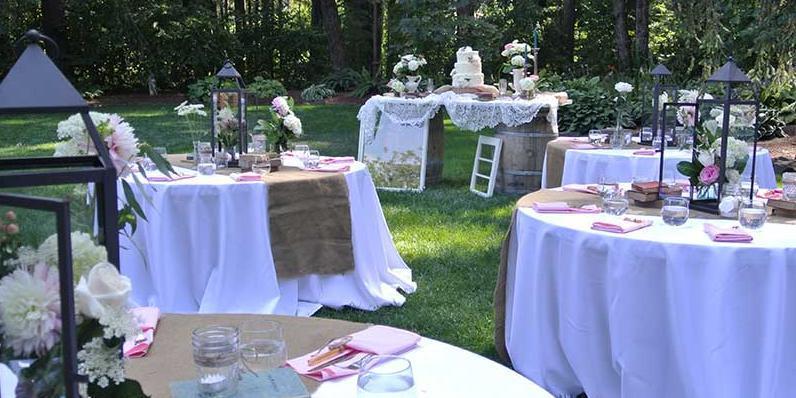 Deep Woods wedding Willamette Valley