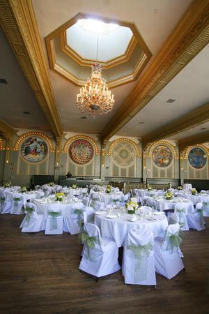 McMenamins Crystal Ballroom & Hotel wedding Portland