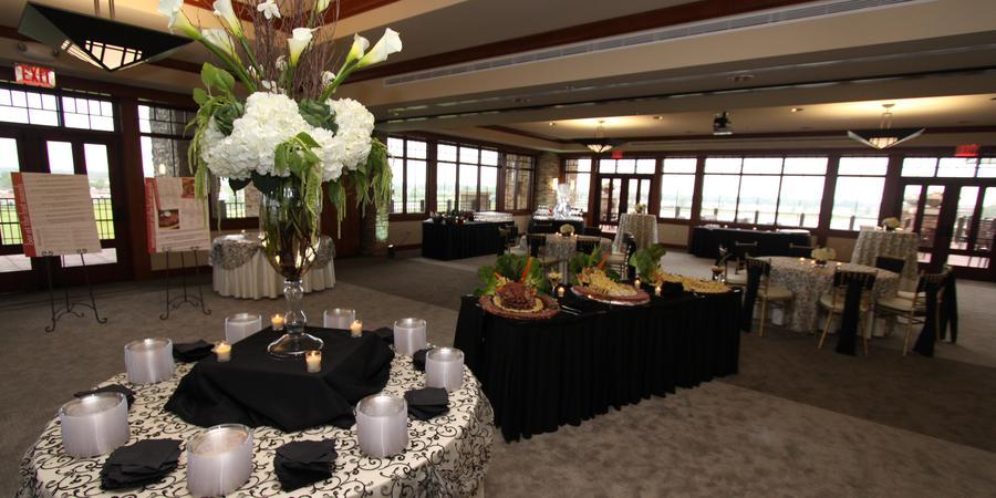 Lost Marsh Restaurant wedding Chicago