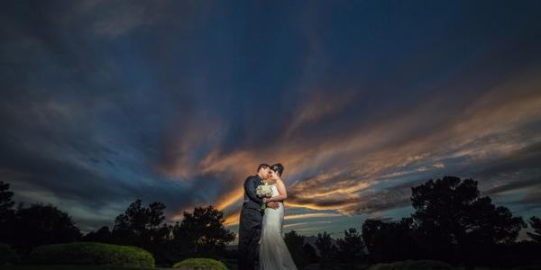 TPC Summerlin wedding Las Vegas