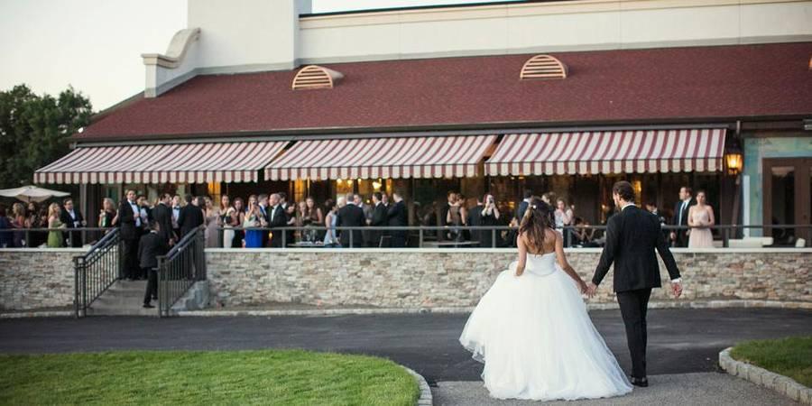 The Village Club at Lake Success wedding Long Island