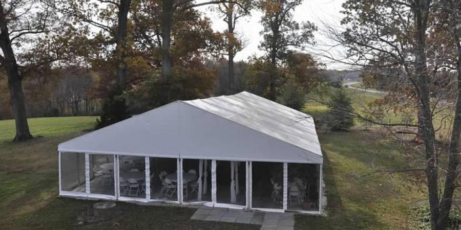 Winterham Plantation Bed and Breakfast wedding Richmond