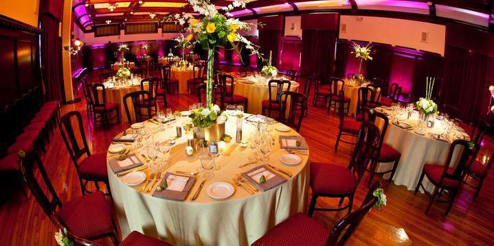 Paso Robles Inn wedding Central Coast
