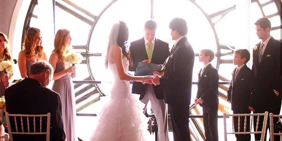 Clock Tower Events wedding Denver