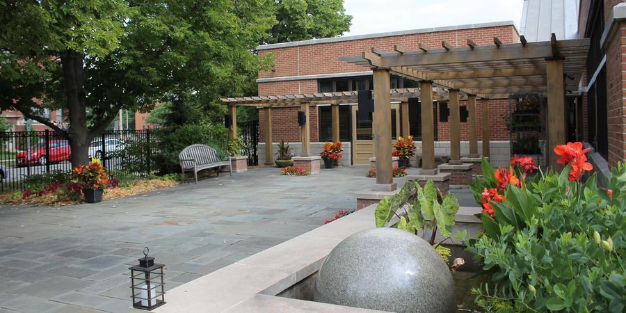 Oak Park Conservatory wedding Chicago