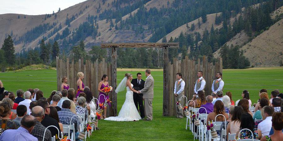 American Homestead wedding Yakima