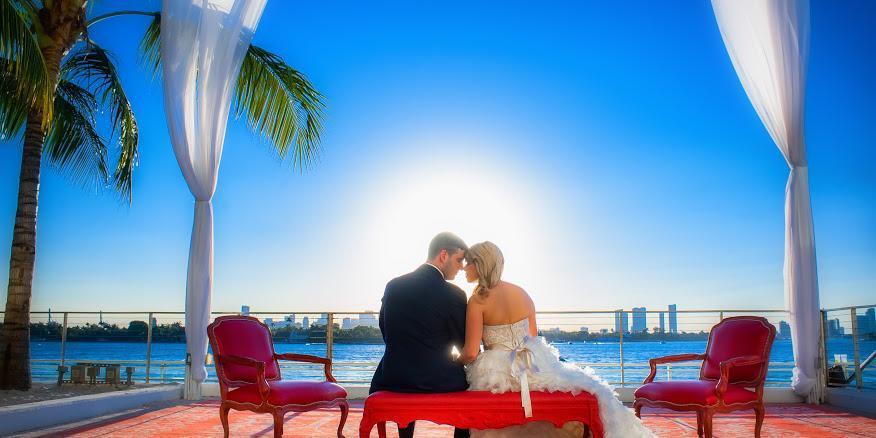 Mondrian South Beach wedding Miami
