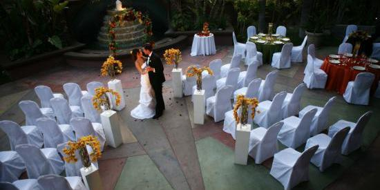 Four Points by Sheraton Anaheim wedding Orange County