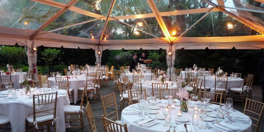 New Leaf Restaurant & Bar wedding Manhattan