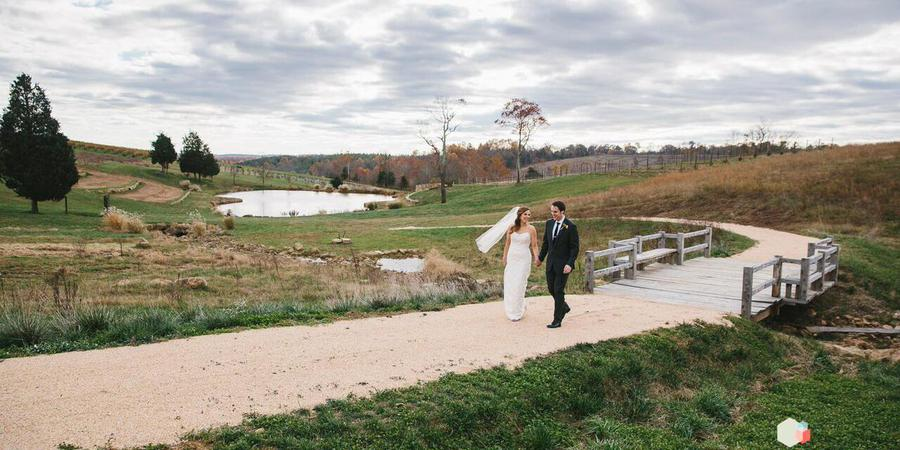 Stone Tower Winery wedding Northern Virginia