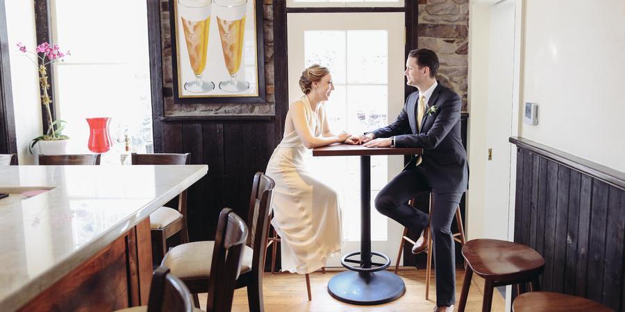 Golden Pheasant Inn wedding Philadelphia
