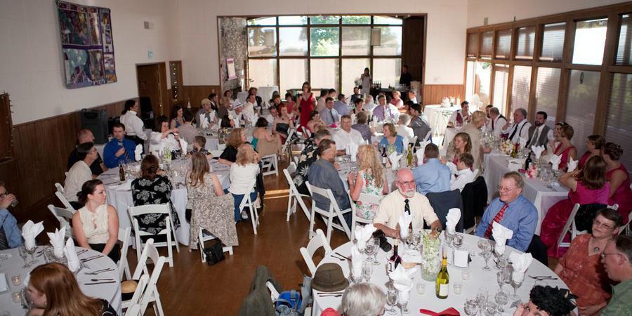 Hillside Community Church wedding East Bay