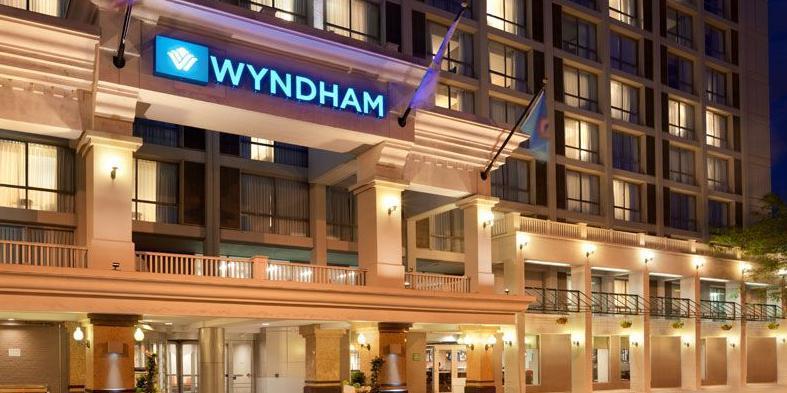 Wyndham Boston Beacon Hill wedding Boston