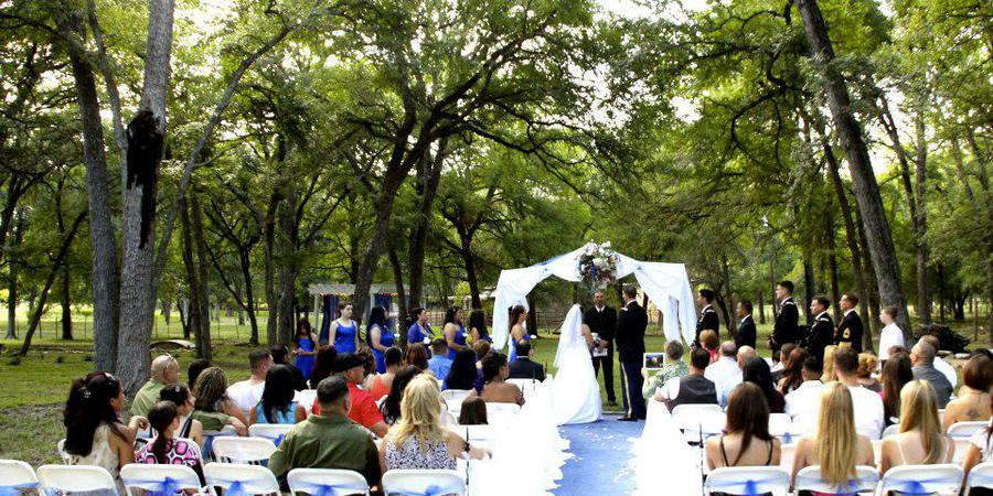 Mililani Woods wedding Austin