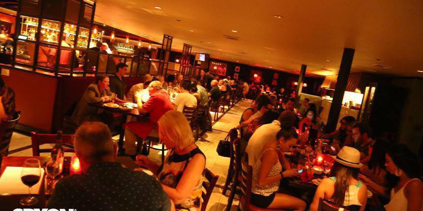 FIREFLY Tapas Kitchen & Bar wedding Las Vegas
