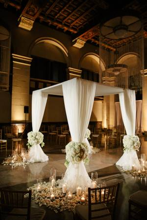 The Majestic Downtown wedding Los Angeles