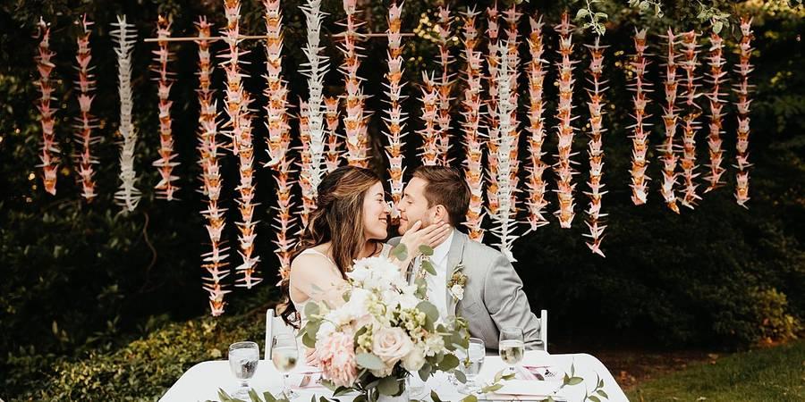 Robinswood House wedding Seattle