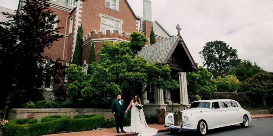 Kohl Mansion wedding Peninsula