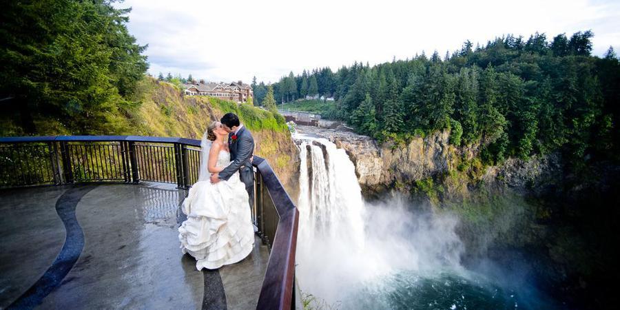 Salish Lodge & Spa wedding Seattle