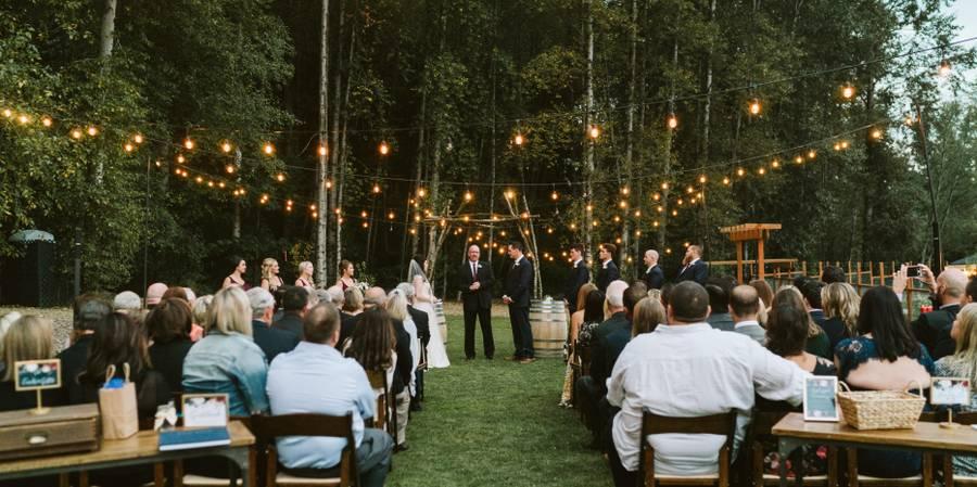 Matthews Winery wedding Seattle