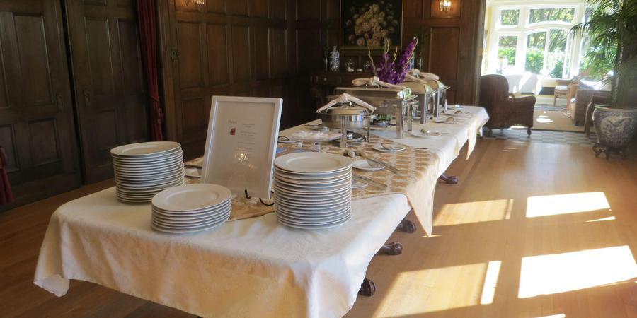 The Shafer Baillie Mansion Bed & Breakfast wedding Seattle