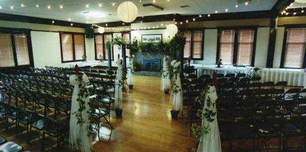 Willapa Harbor Chamber of Commerce wedding Tacoma
