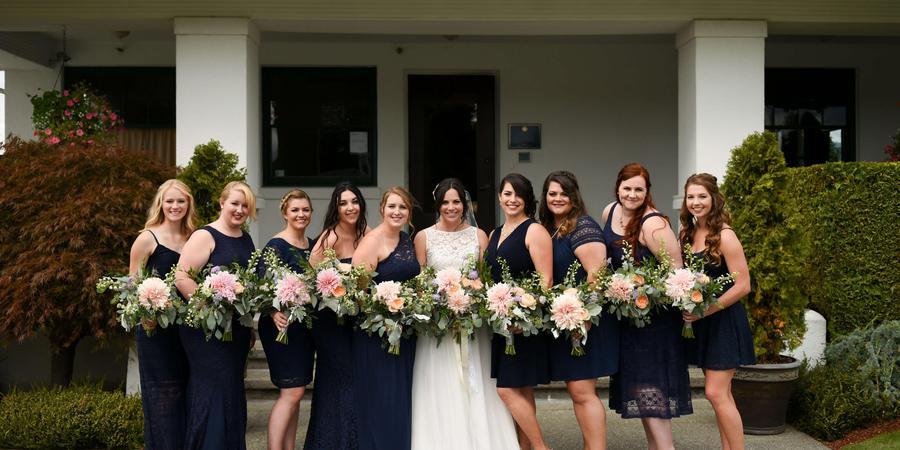 The Olson Mansion wedding Seattle
