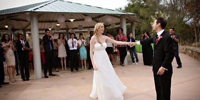 Felicita County Park wedding San Diego