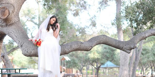 Live Oak County Park wedding San Diego