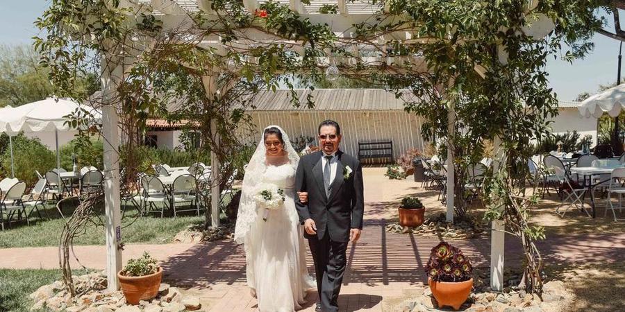 Rancho Guajome Adobe wedding San Diego