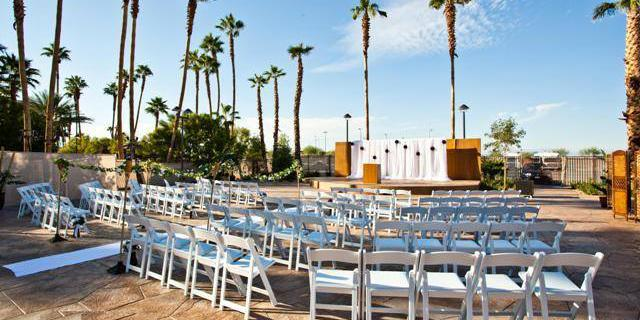 Tahiti Village wedding Las Vegas